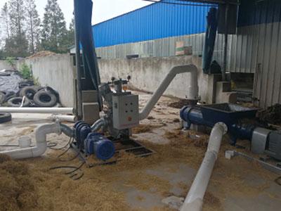 快速混合器-沼气厂应用