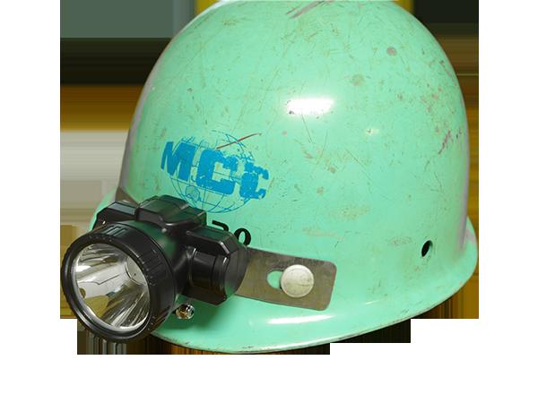 充电式帽灯KJ600
