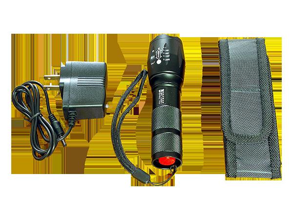 充电式强光灯KJR0911