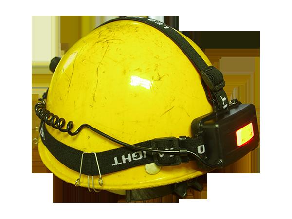 充电式帽灯KJ800伸缩头黑色