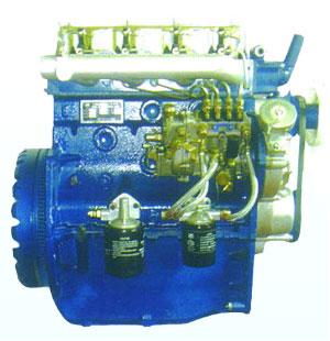 基本型柴油機
