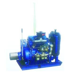 固定动力柴油机组
