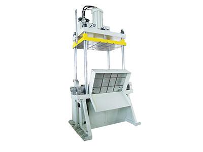 定制60H翻板机配机器人做自动化