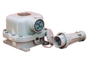 dCHK-30~50A隔爆型插销开关