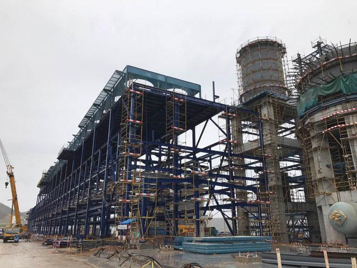 延安煤汽油资源综合利用项目60万吨/年甲醇深加工装置