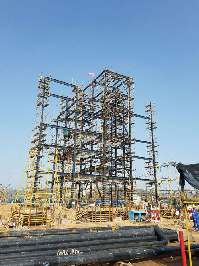 延安煤油气资源综合利用项目2PH装置