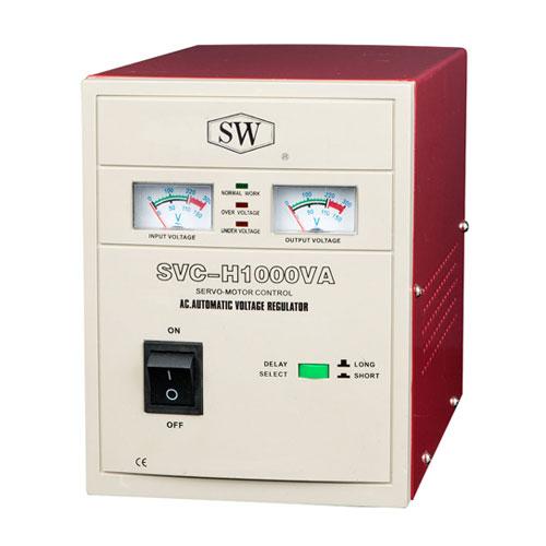SVC-H(豪华型)高精度交流稳压器