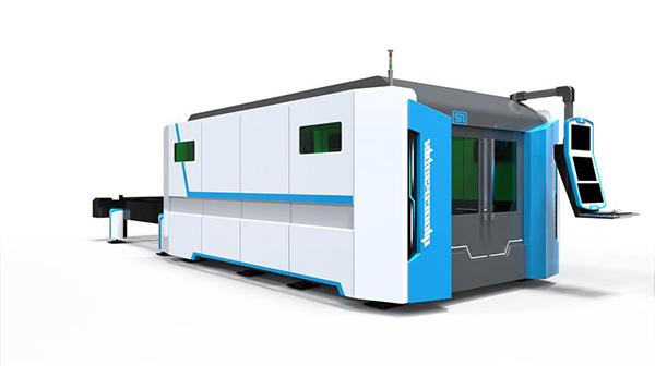 GF2040JH-2000W激光切割机