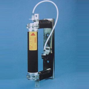 高压熔断器座及微型开关装置