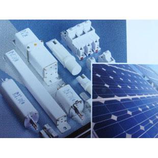 太阳能专用熔断器(广泛用于太阳能光伏发电系统)