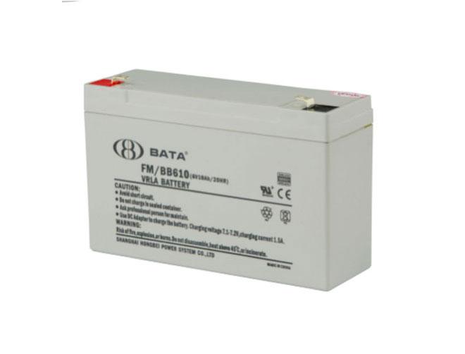 FM6-10铅酸电池