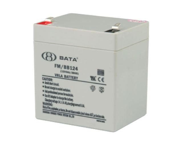 FM12-4铅酸电池