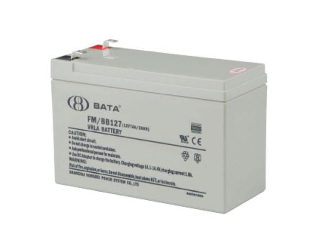FM12-7铅酸电池
