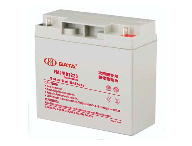 FMJ1220胶体电池