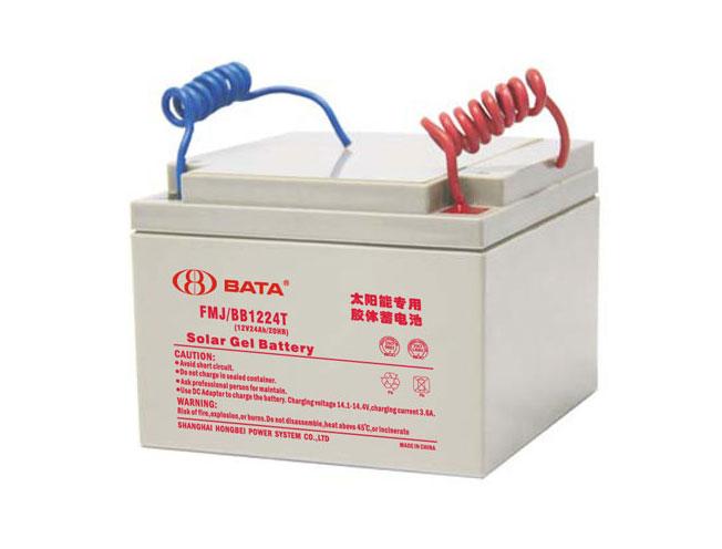 FMJ1224T胶体电池