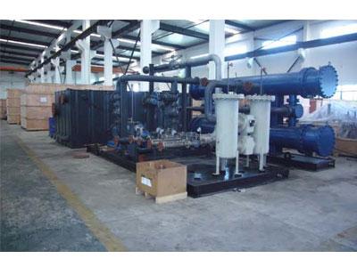 电力行业配套油站