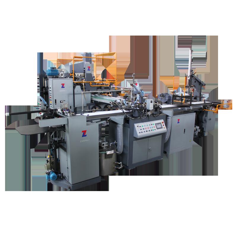 RBL6040硬纸盒生产线