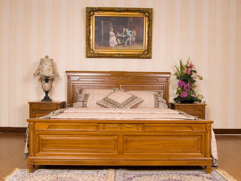 JY-188型床+床柜两只