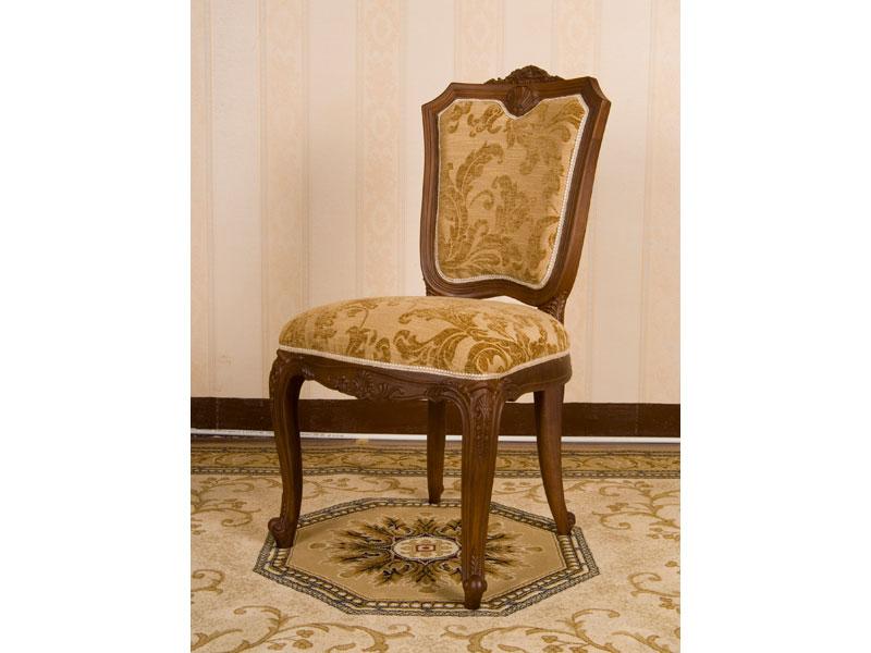 JY-301型布艺餐椅