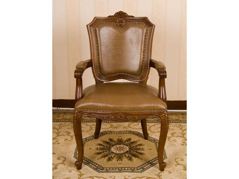 JY-301型牛皮办公椅