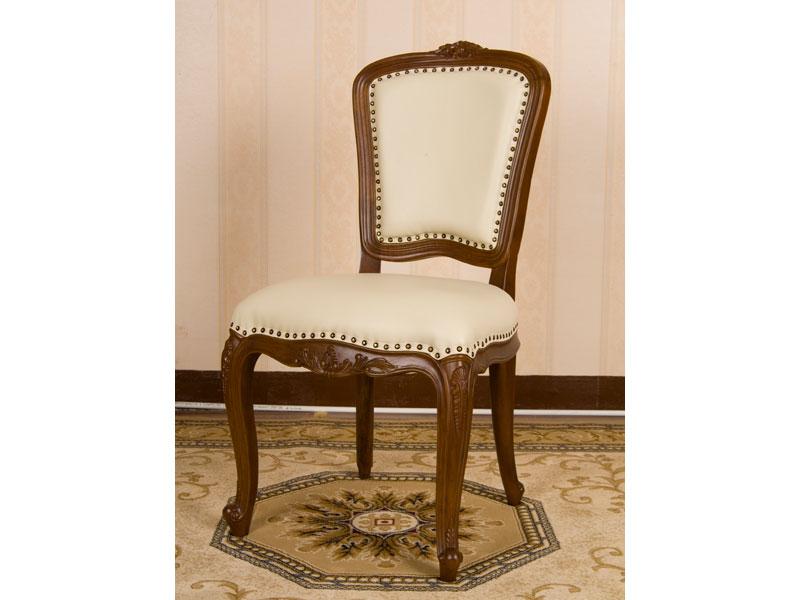 JY-301型牛皮餐椅