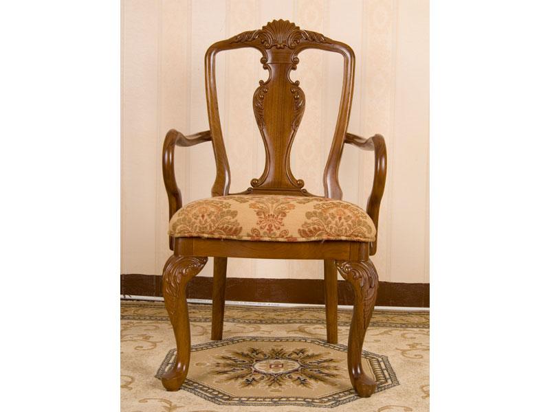 JY-306型扶手餐椅
