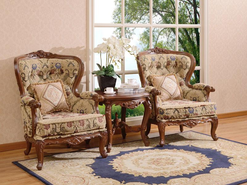 JY-309型布艺沙发椅