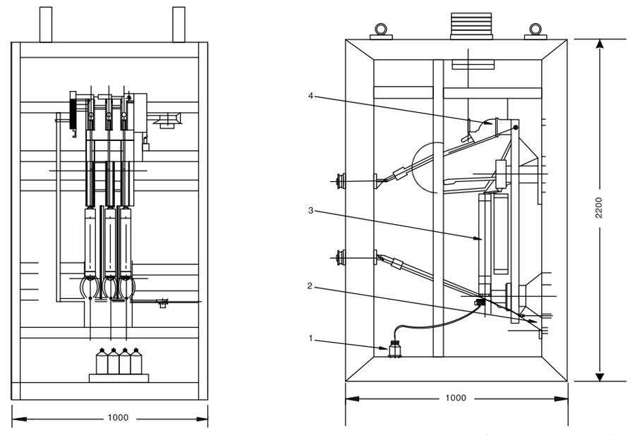 FURB大容量高压限流熔断器组合保护装置