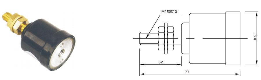 热爆脱离器典型安-秒特性表