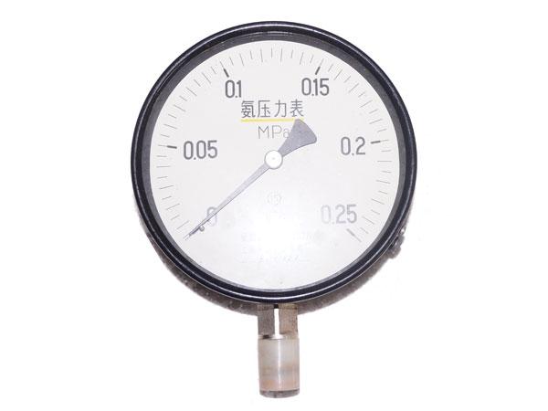 YA系列氨压力表