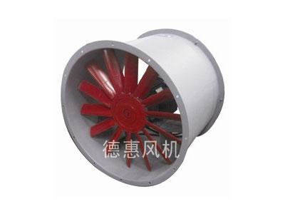 DHKF低噪音可调式轴流风机