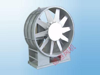 DHF-DTF系列低噪声轴流风机