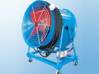 SF岗位移动式低噪声轴流通风机