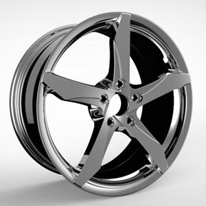 锻造轮毂 Forged Wheel 461