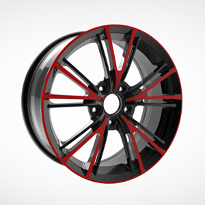 锻造轮毂 Forged Wheel 770-red