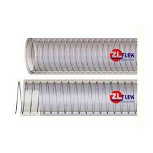Food suction and drainage tube
