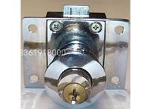 c6锌合金带钥匙按钮型带拉手船用,游艇,房车橱门柜锁,家具锁,医疗器械柜锁RV LOCK(编号10080)