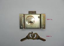 4808型Φ20船用防火锁,船用锁,船用抽屉柜锁,舰艇用锁(编号10081)