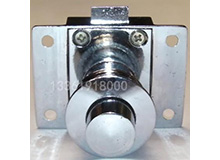 c6合金无钥匙按钮带拉手船用,游艇,房车橱门锁,橱柜锁,抽屉锁RV LOCK(编号10097)