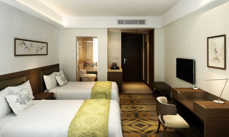 酒店标准房