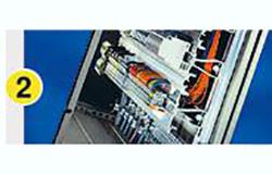 控制柜布线系统LSC— —LUTZE