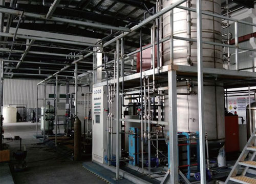 廢水零排放一體化裝置