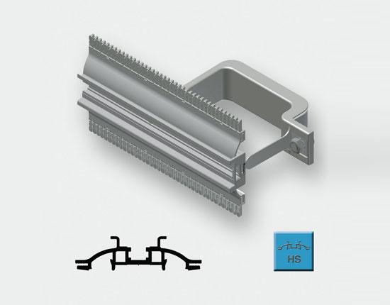 安装板模块的选型