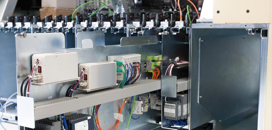 STIWA选用高性能的luetze电路检测模块