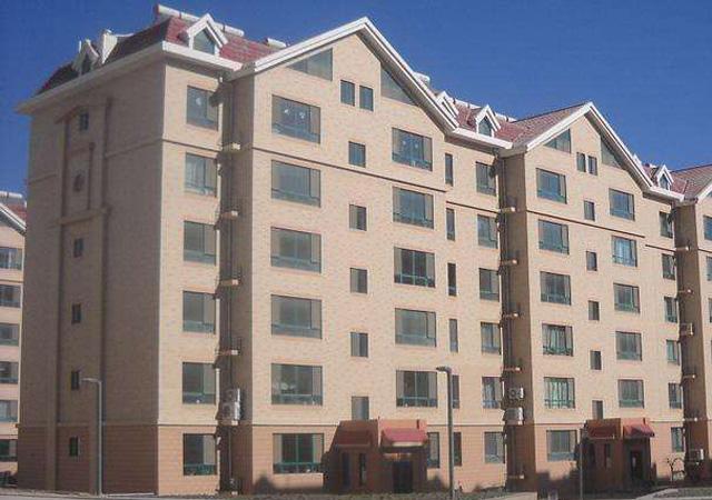 塞上娇子 05-06年 12万㎡ FB膨胀聚苯板外墙外保温涂料系统 内蒙古国家建设部生态示范小区