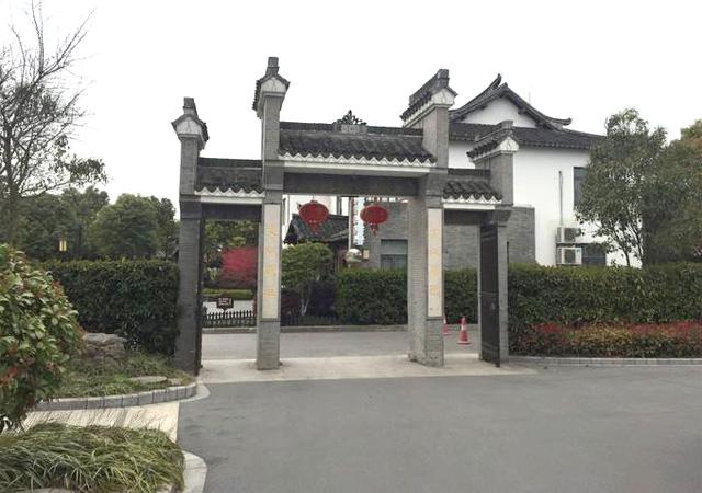 上海临港书院社区 2007年9-12月 3万㎡ 膨胀聚苯板外墙外保温涂料系统