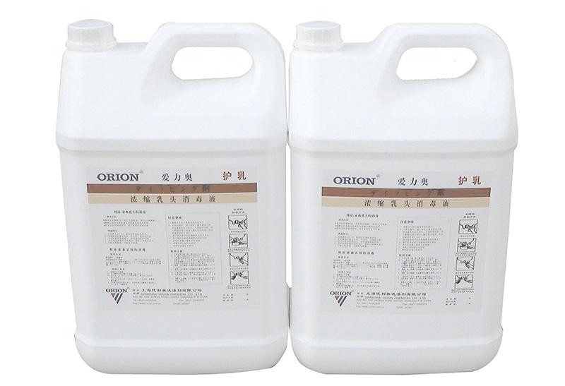 洗涤剂及乳头消毒剂产品