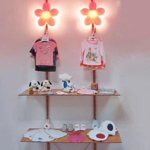 儿童手工制作灯具