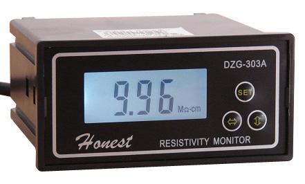 温度补偿:采用单片机电路进行自动非线性温度补偿,补偿范围:0~60℃