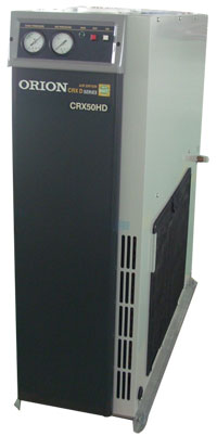 Small and medium refrigerated air dryers (high-temperature air-entry type)